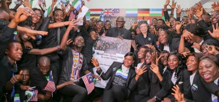 Limkokwing opens new university campus in Sierra Leone