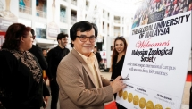 Zoo Negara explores collaboration opportunities with Limkokwing University