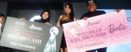 iStyle Fashion KL International Airport 2014