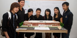 Urban Design, 1st Prize